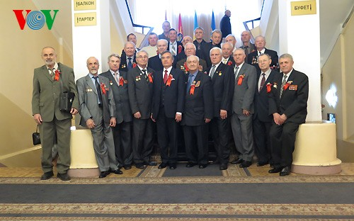 Незабываемые воспоминания украинских ветеранов о Вьетнаме - ảnh 1