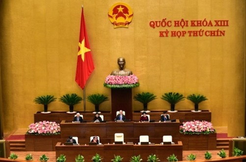 В Ханое началась третья неделя работы 9-й сессии Национального собрания СРВ 13-го созыва - ảnh 1