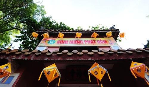 Великий буддийский праздник в Хюэ - ảnh 2