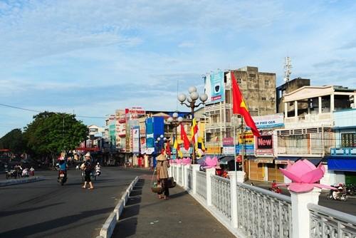 Великий буддийский праздник в Хюэ - ảnh 8