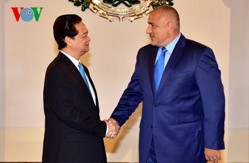Вьетнам и Болгария стремятся к установлению стратегического партнерства - ảnh 1