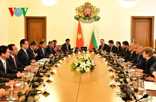 Вьетнам и Болгария стремятся к установлению стратегического партнерства - ảnh 2