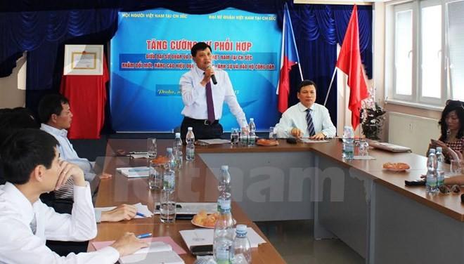 Создана горячая линия по защите вьетнамских граждан в Чехии - ảnh 1