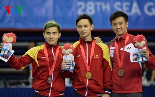 Сборная Вьетнама заняла второе место на Играх Сигеймс-28 - ảnh 1