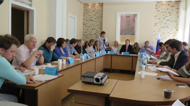 В Москве прошел семинар «Территориальные споры и право на мир в новую эпоху» - ảnh 1