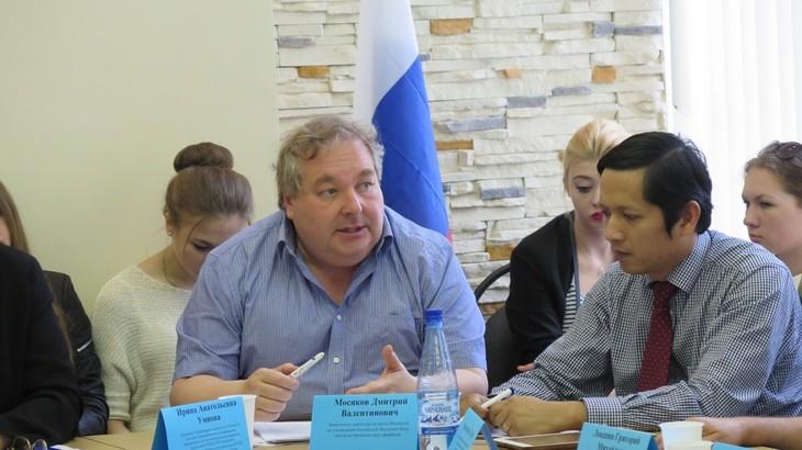 В Москве прошел семинар «Территориальные споры и право на мир в новую эпоху» - ảnh 4