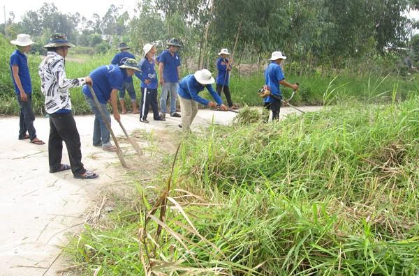 Строительство новой деревни в сочетании с охраной окружающей среды в Киензянге - ảnh 3