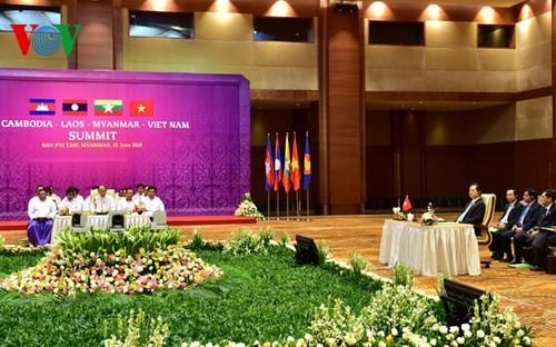 Активизация сотрудничества между странами субрегиона реки Меконг - ảnh 1