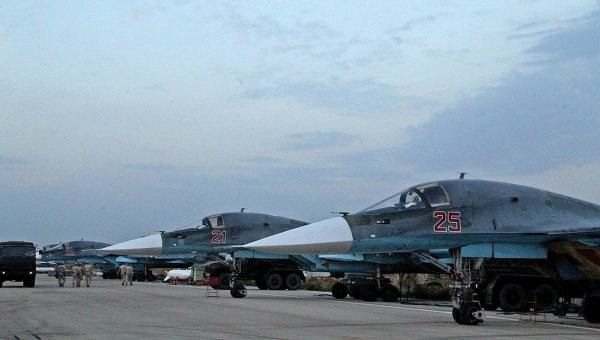 Российская авиация уничтожила ряд важных объектов ИГ в Сирии - ảnh 1