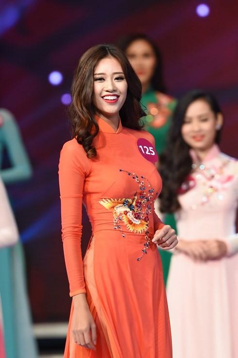 Финал конкурса «Мисс Вселенная Вьетнама-2015» - ảnh 7