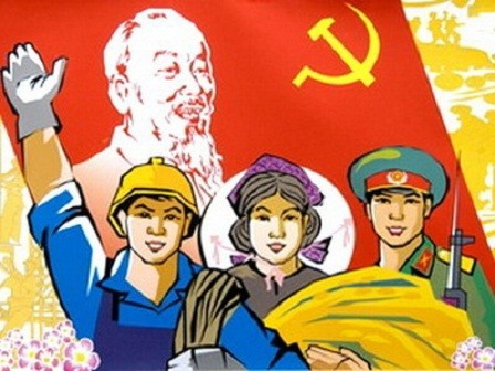 Партийное строительство – ключевая задача в деле обновления Вьетнама - ảnh 1