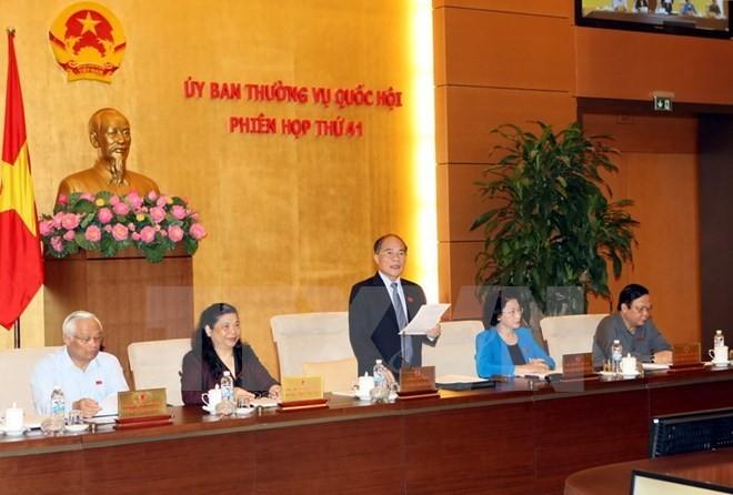 12 октября откроется 42-е заседание Постоянного комитета Вьетнамского парламента - ảnh 1