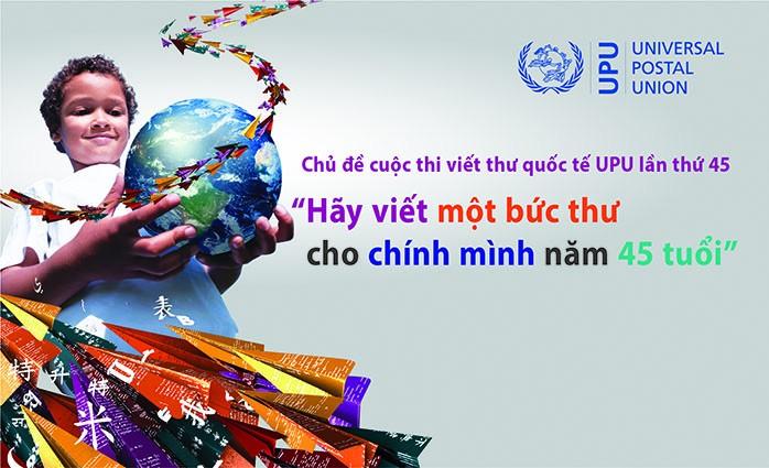 Оргкомитет конкурса писем Международного почтового союза-UPU официально принял конкурсные работы - ảnh 1