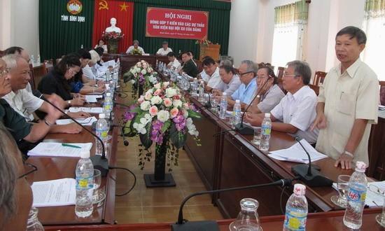 Мнения населения по проектам документов 12-го съезда Компартии Вьетнама  - ảnh 1