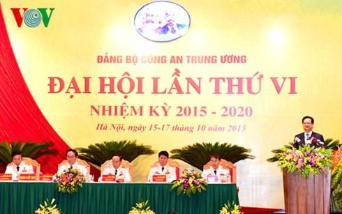 Народная милиция Вьетнама вносит большой вклад в общие достижения страны - ảnh 1