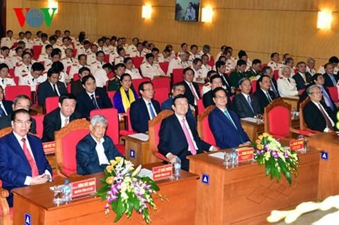 Народная милиция Вьетнама вносит большой вклад в общие достижения страны - ảnh 2