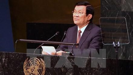 Вьетнам вносит действенный вклад в работу ООН - ảnh 1