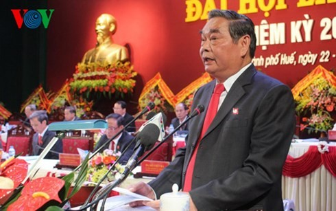 Руководители Вьетнама приняли участие в партконферениях провинции Туенкуанг и Тхыатхиен-Хюэ - ảnh 2