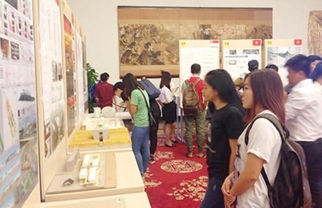 Студенты 17 азиатских вузов принимают участие в архитектурном конкурсе во Вьетнаме - ảnh 1