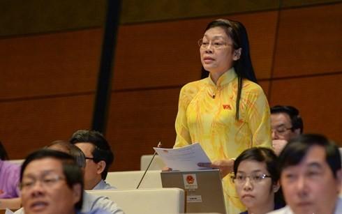 Депутаты Парламента Вьетнама обсудили проект исправленного Гражданского кодекса - ảnh 1