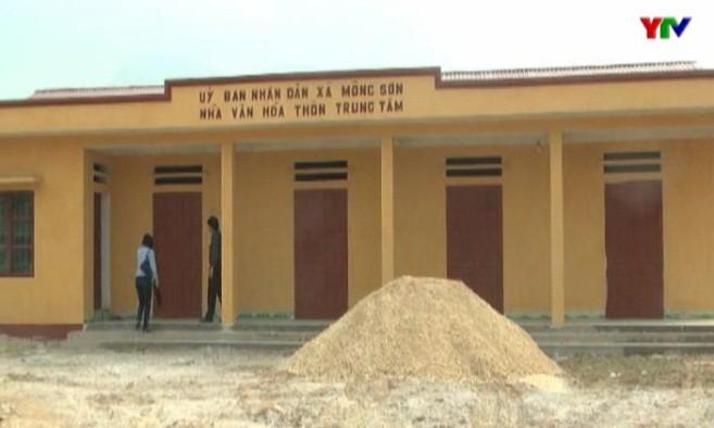Община Монгшон скоро завершит строительство новой деревни - ảnh 3