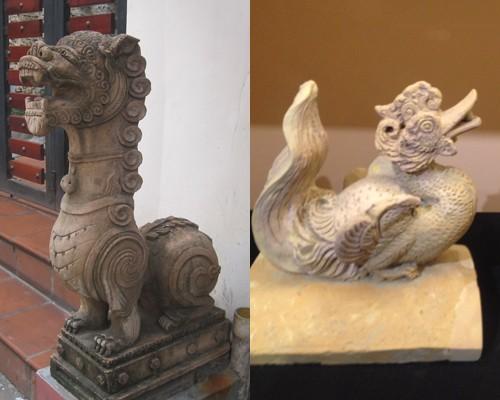 Животные-талисманы Вьетнама в традиционной культуре - ảnh 1