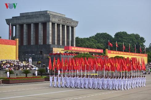 10 главных событий Вьетнама в 2015 году по мнению Радио «Голос Вьетнама» - ảnh 1