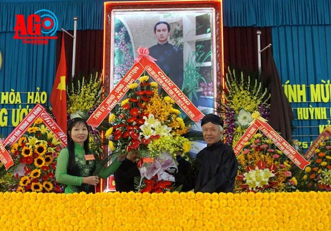 Во Вьетнаме отметили день рождения основателя Буддизма Хоахао - ảnh 1
