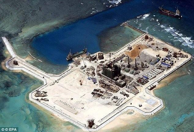 Япония и США озабочены совершением Китаем экспериментальной посадки в районе архипелага Чыонгша - ảnh 1