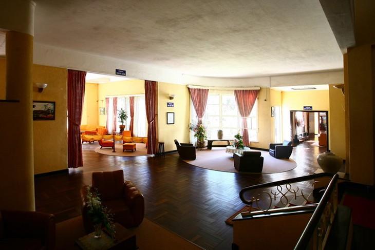 Летний особняк короля Бао Дая в Далате - ảnh 4