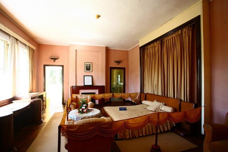 Летний особняк короля Бао Дая в Далате - ảnh 11