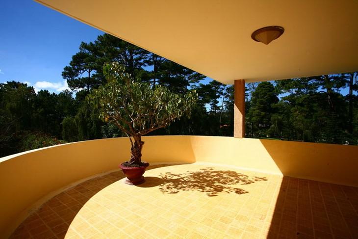 Летний особняк короля Бао Дая в Далате - ảnh 12