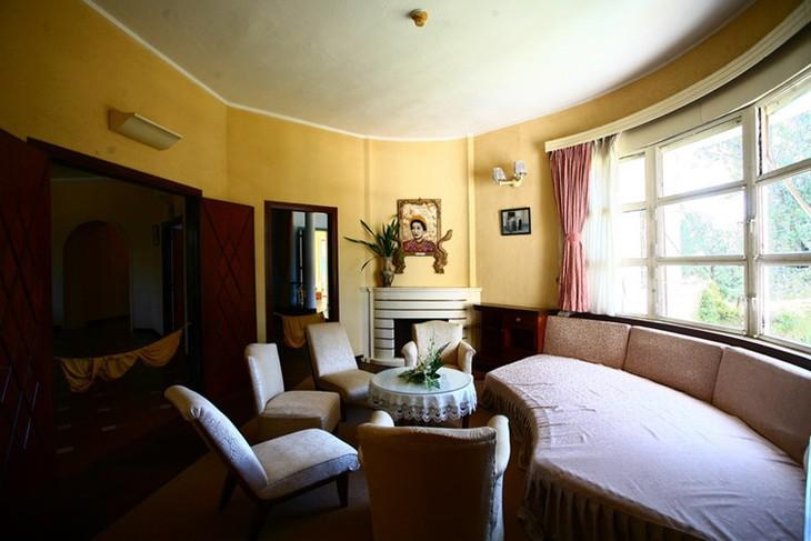 Летний особняк короля Бао Дая в Далате - ảnh 14