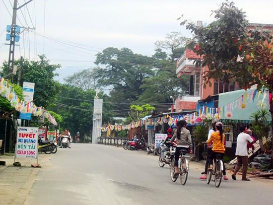 Строительство новой деревни в общине Зуишон провинции Куангнам - ảnh 1