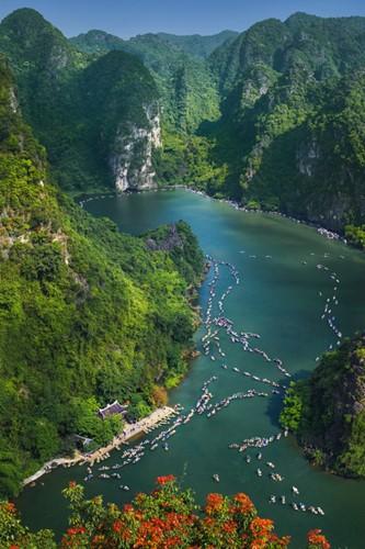 Фотовыставка «Добро пожаловать во Вьетнам» в Ханое - ảnh 2