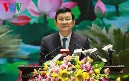 Необходимо строить судебную отрасль Вьетнама, достойную опоры и доверия народа - ảnh 1
