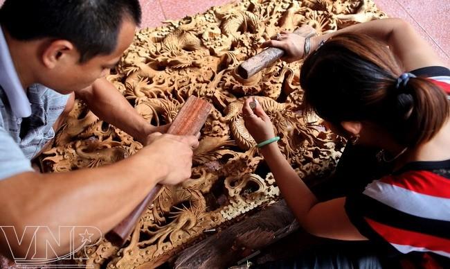 Во Вьетнаме ещё 15 объектов стали объектами нематериального культурного наследия - ảnh 1