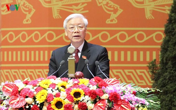 Компартия Вьетнама ставит превыше всего национальные интересы - ảnh 1