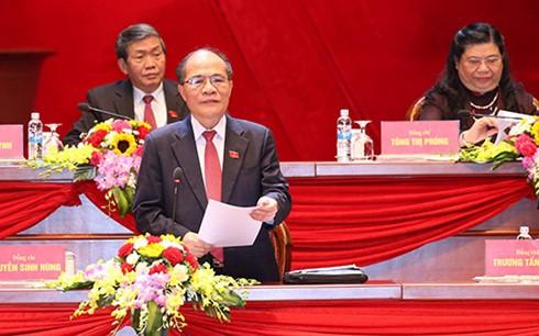 Пресс-релиз второго дня работы 12-го съезда Компартии Вьетнама - ảnh 1