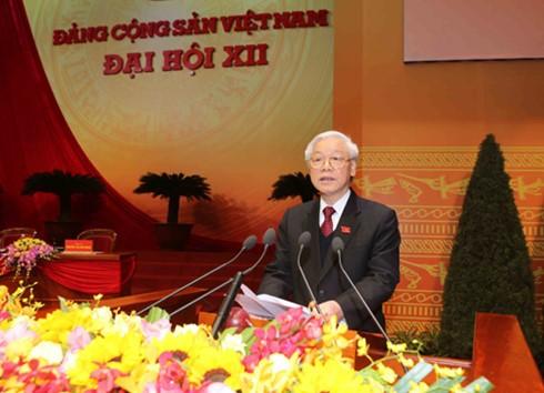 12-й съезд КПВ открывает новый этап развития страны - ảnh 1
