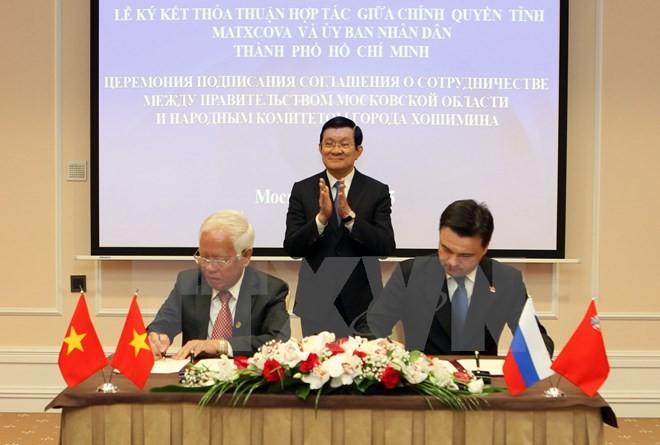Главные мероприятия в году празднования 65-летия вьетнамо-российских дипотношений - ảnh 3
