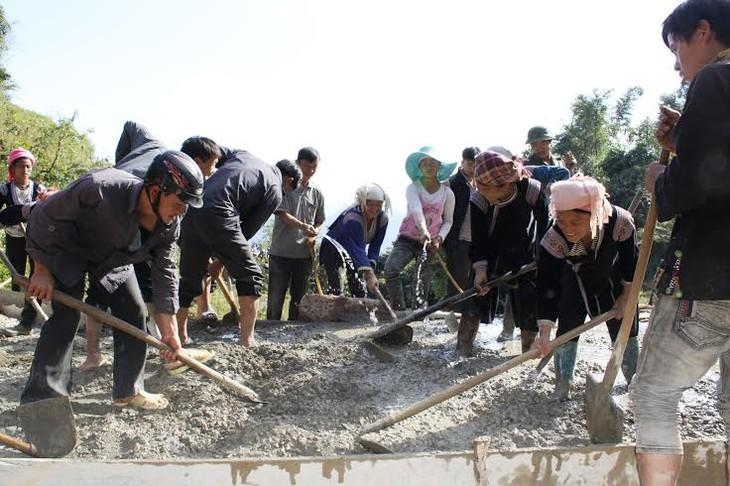 Провинция Лайтяу сделала прорывной шаг в строительстве новой деревни - ảnh 2