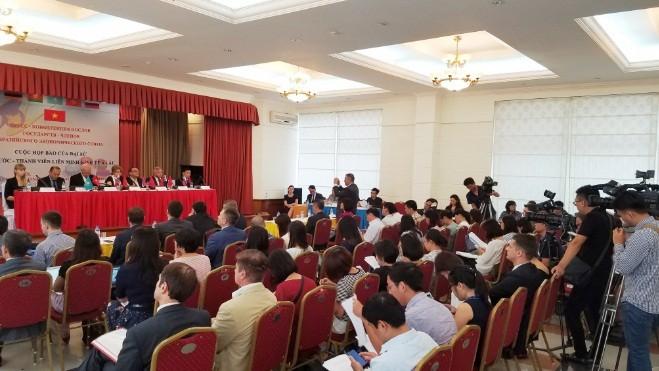 Вступление в силу Соглашения о ЗСТ между СРВ и ЕАЭС - ảnh 6