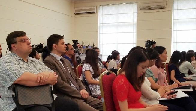 Вступление в силу Соглашения о ЗСТ между СРВ и ЕАЭС - ảnh 7