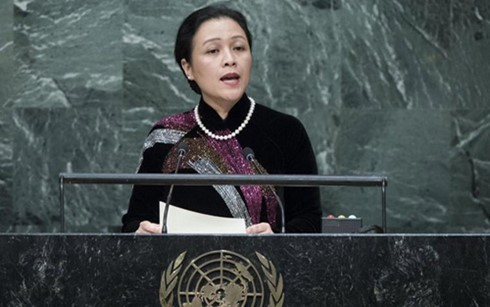 Вьетнам принял участие в дискуссии Юридического комитета Генассамблеи ООН - ảnh 1