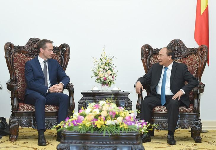 Вьетнам и Дания в дальнейшем укрепляют дружбу и сотрудничество - ảnh 1