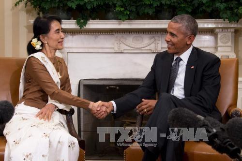 Новая страница в отношениях между США и Мьянмой - ảnh 1
