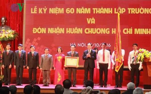 Ханойский политехнический институт отмечает своё 60-летие - ảnh 2