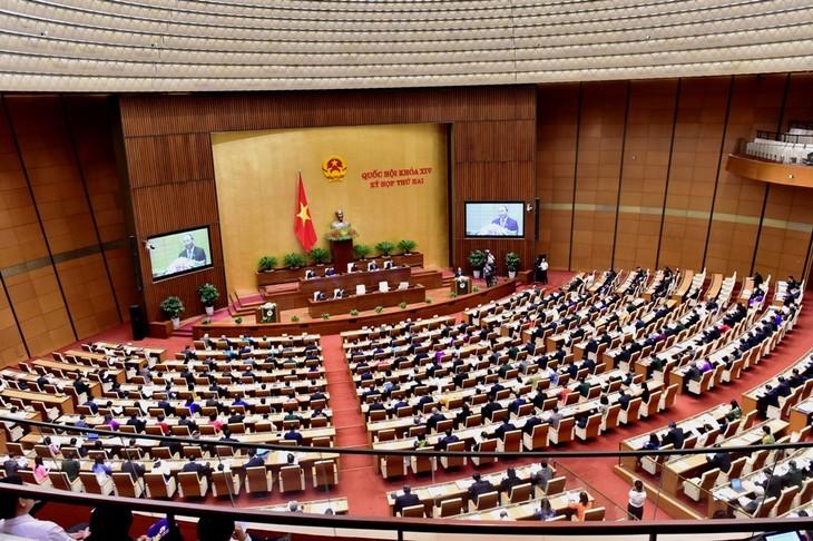 Во Вьетнаме обсуждался законопроект о внесении изменений и дополнений в Уголовный кодекс - ảnh 1