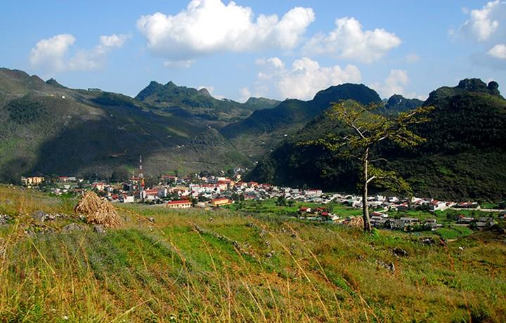 Местечко Донгван в красивейший сезон года - ảnh 6